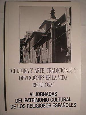 Cultura y arte, tradiciones y devociones en: Rafael de Andrés,
