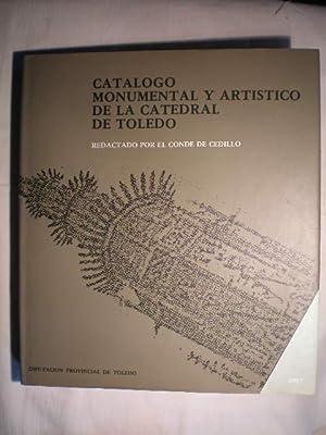 Catálogo monumental y artístico de la Catedral de Toledo: Conde de Cedillo