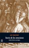 Teoría de las emociones. Estudio histórico-psicológico: Lev Semenovich ...