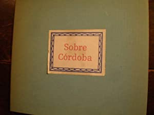 Sobre Córdoba: José María García
