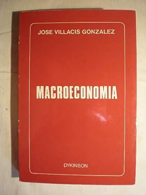 Macroeconomía: José Villacis González