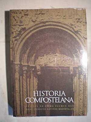 Historia Compostelana: Emma Falque Rey