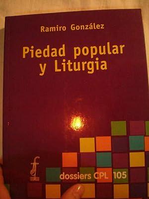 Piedad popular y liturgia: Ramiro González Cougil