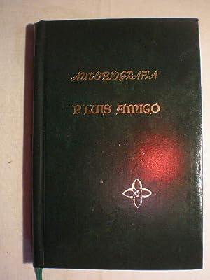 Autobiografía: Fray Luis Amigó