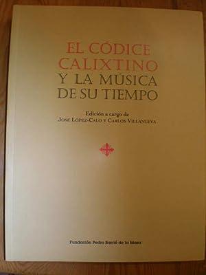 El Códice Calixtino y la música de: José López Calo