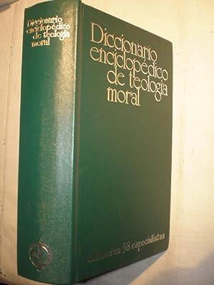 Diccionario enciclopédico de teología moral: Leandro Rossi -
