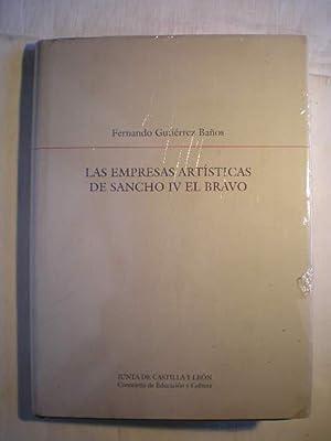 Las empresas artísticas de Sancho IV el Bravo: Fernando Gutierrez Baños