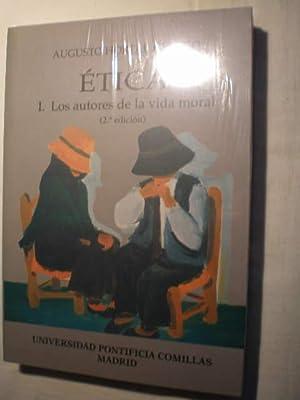 Etica I. Los autores de la vida: Augusto Hortal Alonso