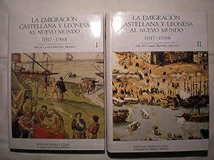La emigración castellana y leonesa al Nuevo: María del Carmen