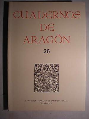 Cuadernos de Aragón 26: María Luisa Ledesma
