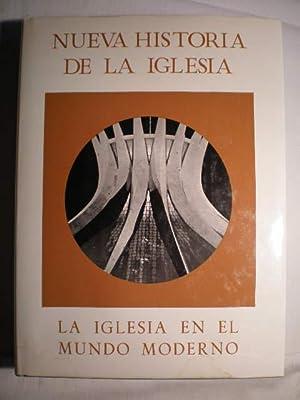 NUeva historia de la Iglesia. Tomo V.: L. J. Rogier