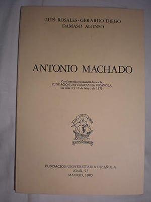 Antonio Machado: Comentario sobre un poema de Antonio Machado. Glosas de Antonio Machado. Muerte y ...