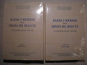 Iglesia y sociedad en la España del: Quintín Aldea Vaquero,