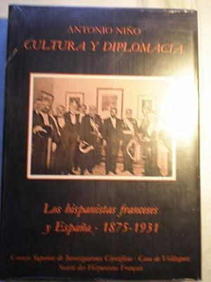 Cultura y diplomacia: Los hispanistas franceses y España (1875-1931): Antonio Niño Rodriguez