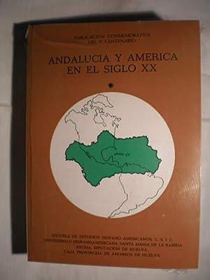 Andalucía y América en el siglo XX: José Hernández Palomo,