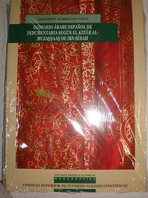 Glosario árabe español de indumentaria según el: Dolores Serrano Niza