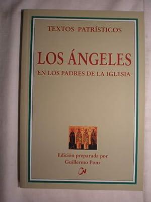 Los ángeles en los Padres de la: Guillermo Pons