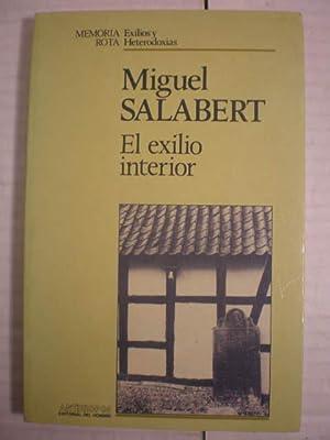 El exilio interior: Miguel Salabert