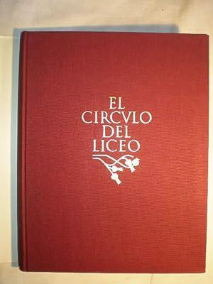 El Círculo Del Liceo. 125 Aniversario 1847-1972: Juan Bassegoda Nonell