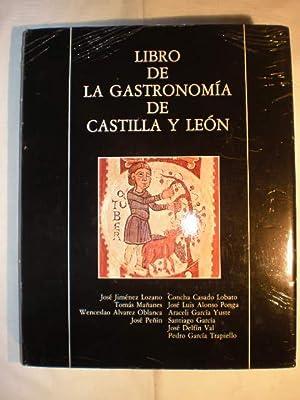 Libro de la gastronomía de Castilla y: José Jiménez Lozano,