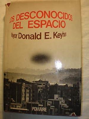 Los desconocidos del Espacio: Major Donald E.