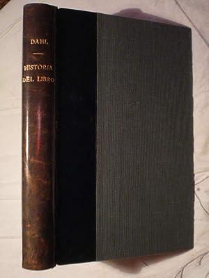 Historia del libro: Svend Dahl