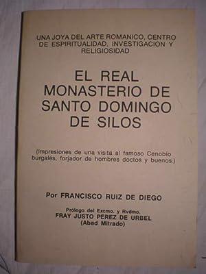 El real Monasterio de Santo Domingo de: Francisco Ruiz de