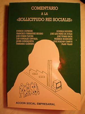 Comentario a la Sollicitudo Rei Socialis: Evencio Cofreces -