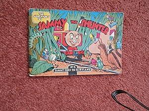 SAMMY THE SHUNTER No 5. Sammy goes: EILEEN GIBB