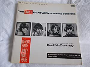 "The Complete ""Beatles"" Recording Sessions: The Official: Lewisohn, Mark"