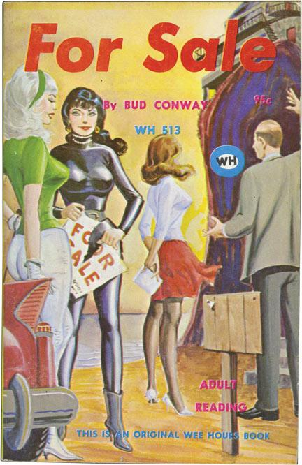 For Sale (First Edition): Conway, Bud