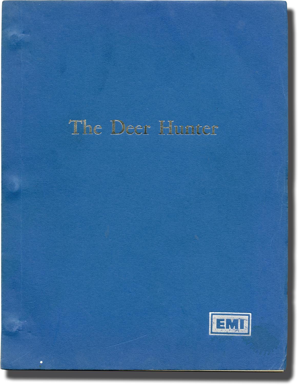 The Deer Hunter (Original screenplay for the 1978 film): Cimino, Michael (director, producer, ...