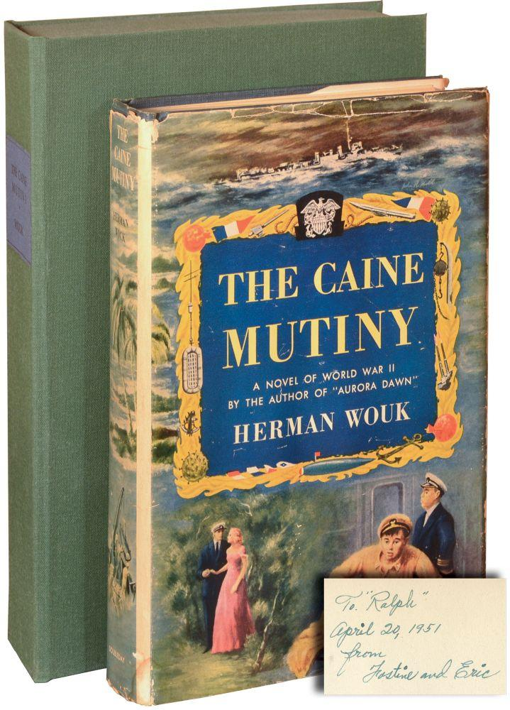 The Caine Mutiny (First Edition): Wouk, Herman