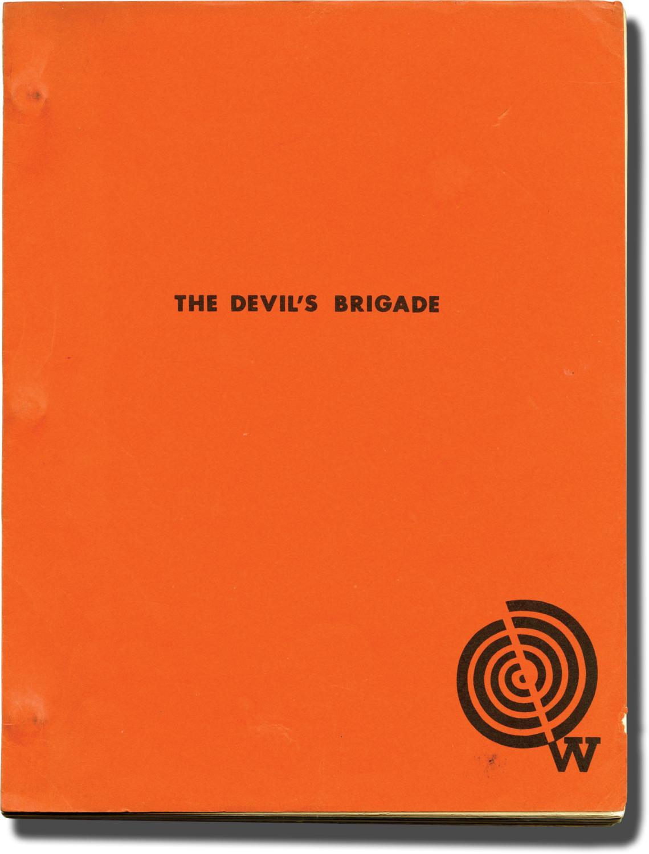 The Devil's Brigade (Original screenplay for the 1968 film, Dana Andrews' copy): McLaglen...