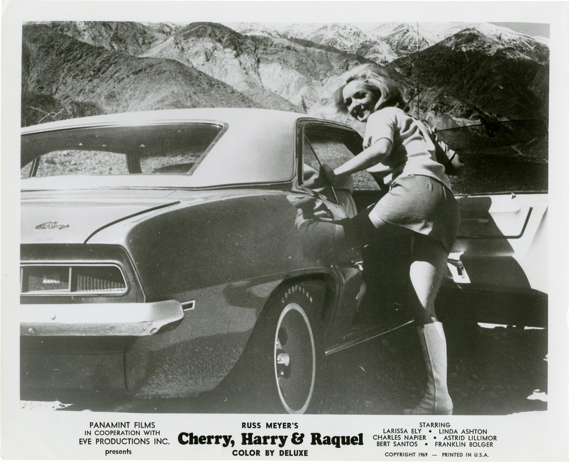 cherry harry &