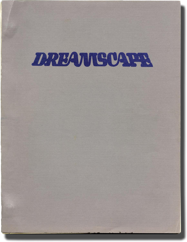 Dreamscape (Original screenplay for the 1984