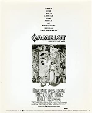 Camelot (Collection of 3 photographs from the re-release of the 1969 film)