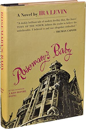 Rosemary's Baby (First Edition): Levin, Ira