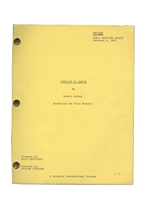 Portrait of Jennie (Screenplay archive of 10 documents, including scripts and supporting ...