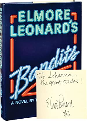Bandits (Signed First Edition): Leonard, Elmore