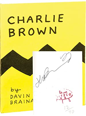 Charlie Brown (Signed Limited Edition): Brainard, Davin