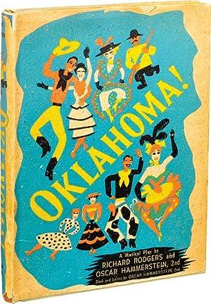 Oklahoma! (First Edition): Rodgers, Richard and Oscar Hammerstein II; Lynn Riggs (novel)