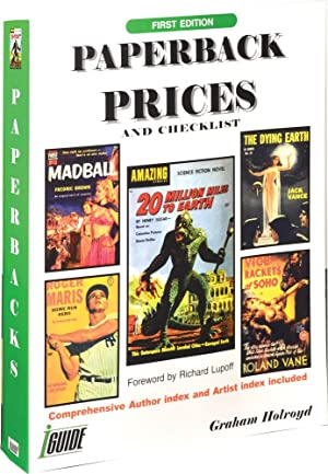 Paperback Prices and Checklist (First Edition): Holroyd, Graham