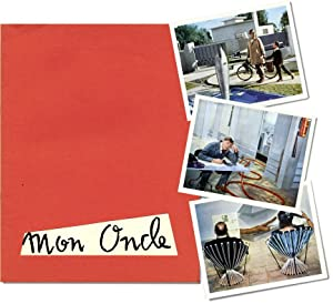 Mon Oncle (Original French Film Program): Tati, Jacques (director, screenwriter, starring); Jacques...