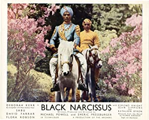 Black Narcissus (Complete set of British front-of-house cards for the 1947 film): Powell, Michael ...
