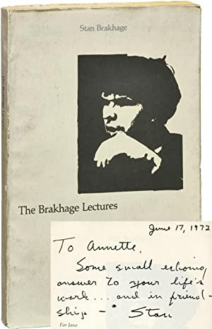 The Brakhage Lectures: George Melies, David Wark Griffith, Carl Theodore Dreyer, Sergei Eisenstei...