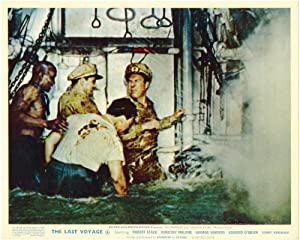 The Last Voyage (Collection of 14 photographs from the 1960 film): Stone, Andrew L. (director, ...