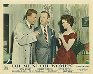 Oh, Men Oh, Women (Collection of 7 photographs from the 1957 film): Johnson, Nunnally (director, ...