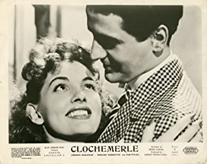 Clochemerle [Scandals of Clochemerle] (Collection of 8 photographs from the 1948 film): Chenal, ...