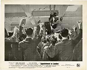 Appointment in London [Raiders in the Sky] (Original photograph from the 1953 film): Leacock, ...